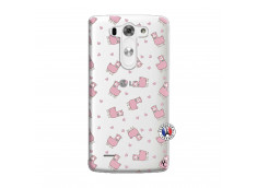 Coque Lg G3 Petits Moutons