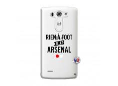 Coque Lg G3 Rien A Foot Allez Arsenal