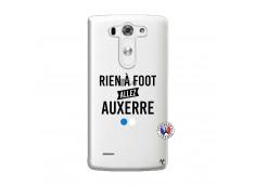 Coque Lg G3 Rien A Foot Allez Auxerre