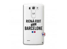 Coque Lg G3 Rien A Foot Allez Barcelone