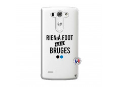 Coque Lg G3 Rien A Foot Allez Bruges