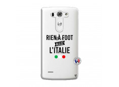 Coque Lg G3 Rien A Foot Allez L'Italie