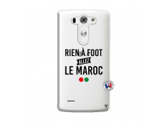 Coque Lg G3 Rien A Foot Allez Le Maroc