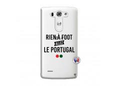 Coque Lg G3 Rien A Foot Allez Le Portugal