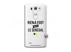 Coque Lg G3 Rien A Foot Allez Le Senegal