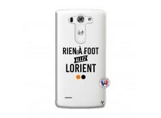 Coque Lg G3 Rien A Foot Allez Lorient