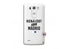Coque Lg G3 Rien A Foot Allez Madrid