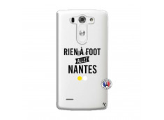 Coque Lg G3 Rien A Foot Allez Nantes