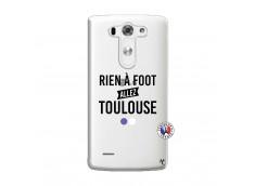 Coque Lg G3 Rien A Foot Allez Toulouse