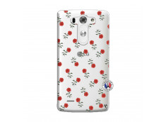 Coque Lg G3 Rose Pattern