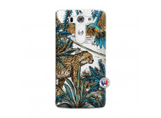 Coque Lg G3 Leopard Jungle