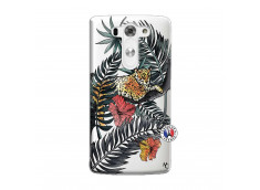 Coque Lg G3 Leopard Tree