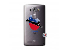 Coque Lg G4 Coupe du Monde Rugby-Samoa