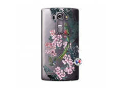 Coque Lg G4 Flower Birds