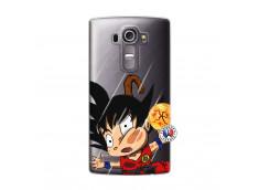 Coque Lg G4 Goku Impact