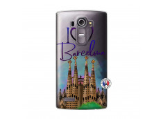 Coque Lg G4 I Love Barcelona