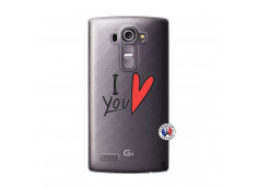 Coque Lg G4 I Love You