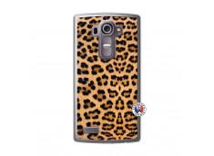 Coque Lg G4 Leopard Style Translu
