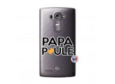 Coque Lg G4 Papa Poule