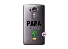 Coque Lg G4 Papa Tu Piques