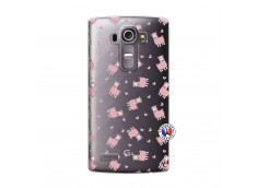 Coque Lg G4 Petits Moutons