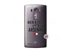 Coque Lg G4 Rien A Foot Allez Arsenal