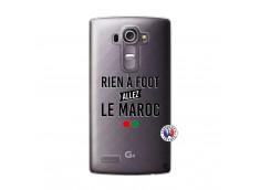 Coque Lg G4 Rien A Foot Allez Le Maroc
