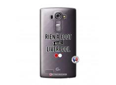 Coque Lg G4 Rien A Foot Allez Liverpool