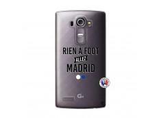 Coque Lg G4 Rien A Foot Allez Madrid