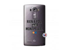 Coque Lg G4 Rien A Foot Allez Montpellier