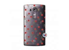 Coque Lg G4 Rose Pattern