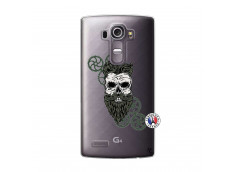 Coque Lg G4 Skull Hipster