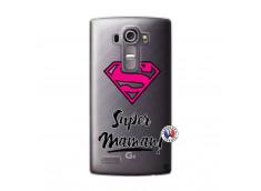Coque Lg G4 Super Maman