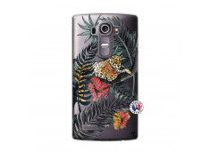 Coque Lg G4 Leopard Tree