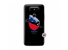 Coque Lg G5 Coupe du Monde Rugby-Samoa