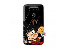Coque Lg G5 Goku Impact