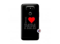 Coque Lg G5 I Love Papa