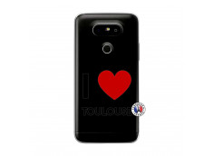 Coque Lg G5 I Love Toulouse