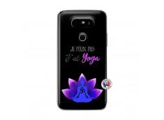 Coque Lg G5 Je Peux Pas J Ai Yoga