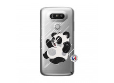 Coque Lg G5 Panda Impact