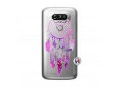 Coque Lg G5 Purple Dreamcatcher