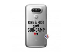 Coque Lg G5 Rien A Foot Allez Guingamp