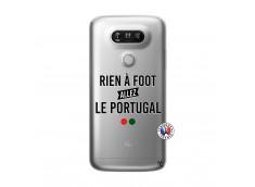Coque Lg G5 Rien A Foot Allez Le Portugal