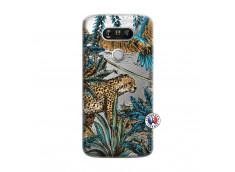 Coque Lg G5 Leopard Jungle