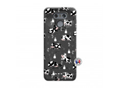 Coque Lg G6 Cow Pattern