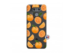 Coque Lg G6 Orange Gina