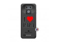 Coque Lg G6 I Love Papa