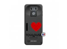 Coque Lg G6 I Love Toulouse