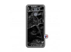 Coque Lg G6 Black Marble Translu