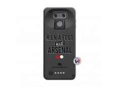 Coque Lg G6 Rien A Foot Allez Arsenal